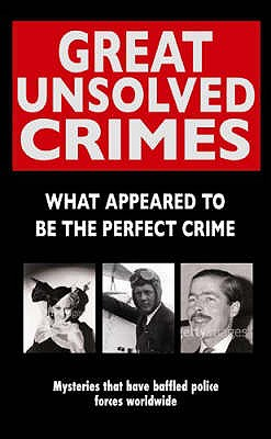 Great Unsolved Crimes - Castleden, Rodney