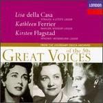 Great Voices of the 50's, Vol.1
