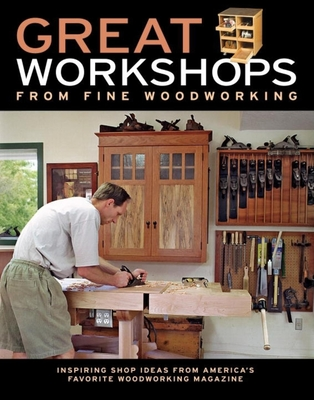 Great workshops from fine woodworking inspiring shop for Fine woodworking magazine discount