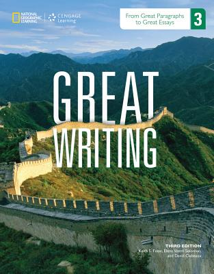 great writing 4 great essays Start studying great writing 4: great essays, 4th edition_chapter 04 learn vocabulary, terms, and more with flashcards, games, and other study tools.