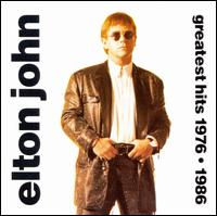 Greatest Hits: 1976-1986 - Elton John