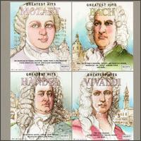 Greatest Hits: Mozart/Bach/Handel/Vivaldi - Albert de Klerk (organ); Alexander Schreiner (organ); Carl Philipp Emanuel Bach Chamber Orchestra (chamber ensemble);...