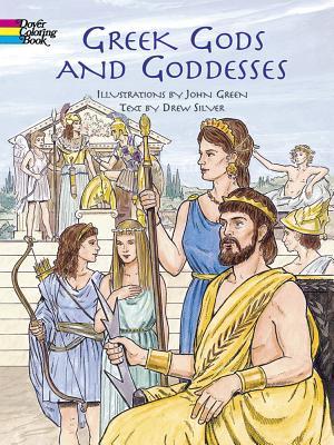 Greek Gods and Goddesses - Green, John