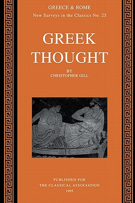 Greek Thought - Gill, Christopher