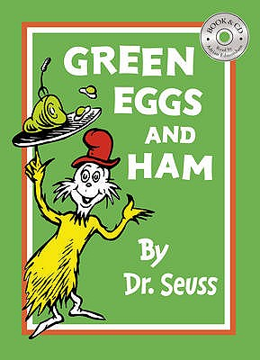 Green Eggs and Ham - Dr. Seuss, and Edmondson, Adrian (Read by)