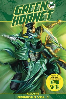 Green Hornet Omnibus Volume 1 - Smith, Kevin, and Hester, Phil, and Lau, Jonathan (Artist)
