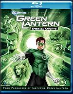 Green Lantern: Emerald Knights [Blu-ray] - Christopher Berkeley; Jay Oliva; Lauren Montgomery
