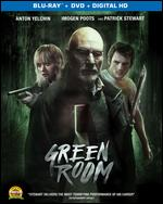 Green Room [Blu-ray] - Jeremy Saulnier