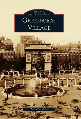 Greenwich Village - Dickhuth, Anita