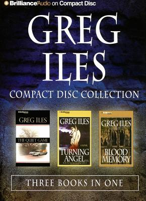 Greg Iles Collection: Three Books in One - Iles, Greg, and Hill, Dick (Narrator), and Bean, Joyce (Narrator)
