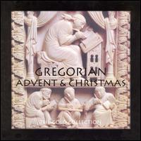 Gregorian Advent & Christmas - Various Artists