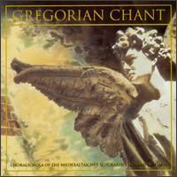 Gregorian Chant - Niederaltaicher Scholaren Choralschola (choir, chorus); Konrad Ruhland (conductor)