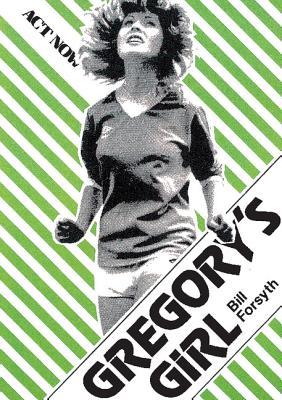 Gregory's Girl - Forsyth, Bill