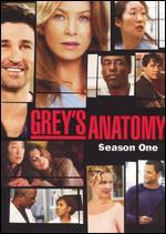 Grey's Anatomy: Season 1 [2 Discs]