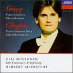 Grieg, Chopin: Piano Concertos