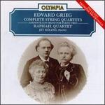 Grieg: Complete String Quartets