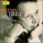 Grieg: Lyric Pieces; Sonata; 7 Fugues