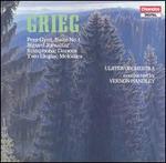 Grieg: Peer Gynt Suite No. 1; Sigurd Jorsalfar; Symphonic Dances; Two Elegiac Melodies