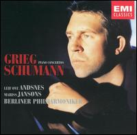 Grieg, Schumann: Piano Concertos - Leif Ove Andsnes (piano); Berlin Philharmonic Orchestra; Mariss Jansons (conductor)