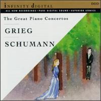 Grieg, Schumann: The Great Piano Concertos - Igor Uryash (piano); Tee Min (piano); St. Petersburg New Philharmonic; Alexander Titov (conductor)