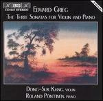 Grieg: The Three Sonatas for Violin and Piano