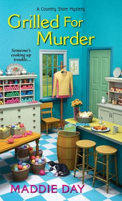 Grilled For Murder - Day, Maddie