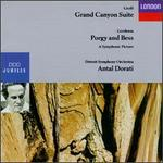 Grof?: Grand Canyon Suite; Gershwin: Porgy & Bess A Symphonic Picture - Detroit Symphony Orchestra; Antal Dor�ti (conductor)