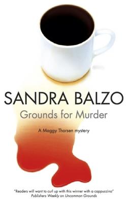 Grounds for Murder - Balzo, Sandra