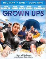 Grown Ups [2 Discs] [Blu-ray/DVD]