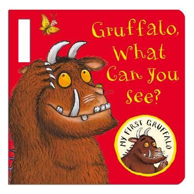 Gruffalo, What Can You See? - Donaldson, Julia