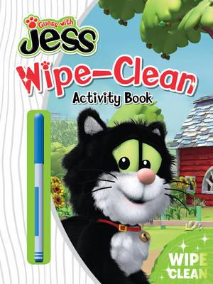 Guess with Jess: Wipe-Clean Activity Book -