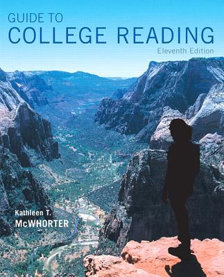 Guide to College Reading - McWhorter, Kathleen T