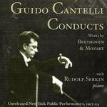 Guido Cantelli Works by Beethoven & Mozart
