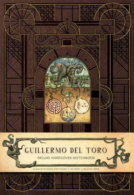 Guillermo del Toro Hardcover Blank Sketchbook - del Toro, Guillermo