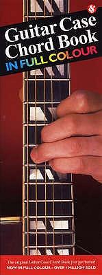 Guitar Case Chord Book In Full Colour -