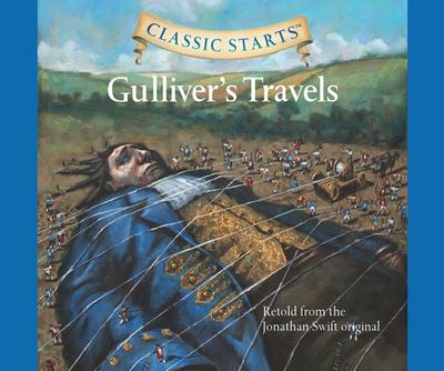Gulliver's Travels - Swift, Jonathan, and Woodside, Martin, and Reynolds, Rebecca K (Narrator)