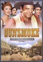 Gunsmoke: The Third Season, Vol. 2 [3 Discs]
