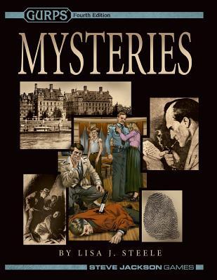 Gurps Mysteries - Steele, Lisa J