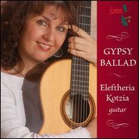 Gypsy Ballad - Eleftheria Kotzia (guitar)