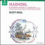 Haendel: 8 Suites pour Clavecin (1720)