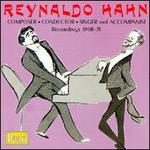 Hahn: Recordings 1908-35