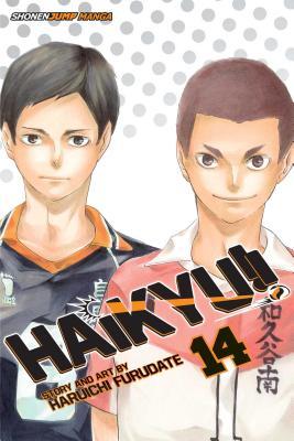 Haikyu!!, Vol. 14, 14 - Furudate, Haruichi