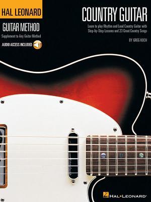 Hal Leonard Country Guitar Method - Koch, Greg