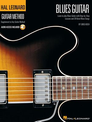 Hal Leonard Guitar Method: Blues Guitar - Koch, Greg