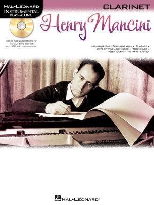 Hal Leonard Instrumental Play-Along: Henry Mancini (Clarinet) -