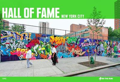 Hall of Fame: New York City - Maridue a, Alain Ket