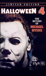 Halloween 4: The Return of Michael Myers [Limited Edition Tin] - Dwight H. Little