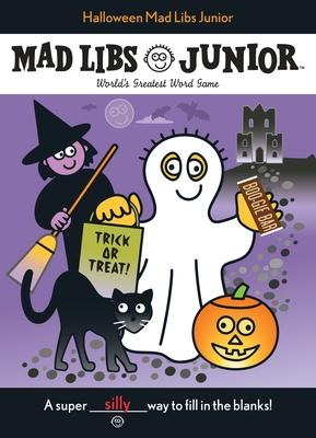 Halloween Mad Libs Junior - Price, Roger, and Stern, Leonard