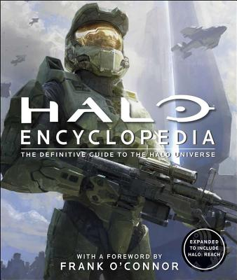 Halo Encyclopedia - DK Publishing, and Buckell, Tobias (Editor)