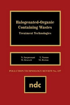 Halogenated-Organic Con- Taining Waste - Unknown, Author